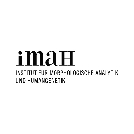 IMAH, institute for morphological analysis and human genetics in GRAZ (corporate design /print design)